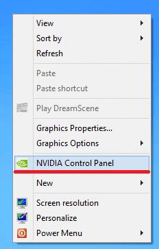 Cách loại bỏ Nvidia Control Panel khỏi menu chuột phải