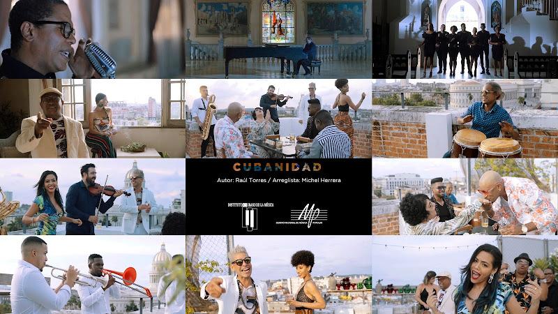 Raúl Torres y Artistas Invitados - ¨Cubanidad¨ - Videoclip. Portal Del Vídeo Clip Cubano. Música popular bailable cubana. Son. Salsa. Cuba.