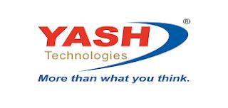 YASH Technologies Recruitment Drive 2021