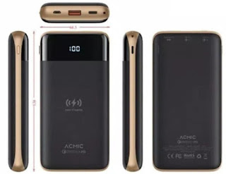 power bank terbaik 2020 ACMIC W10PRO 10000