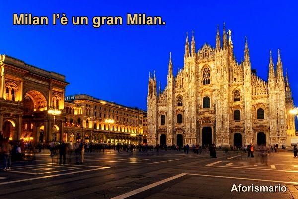 Frasi Sul Duomo Di Milano Frasi