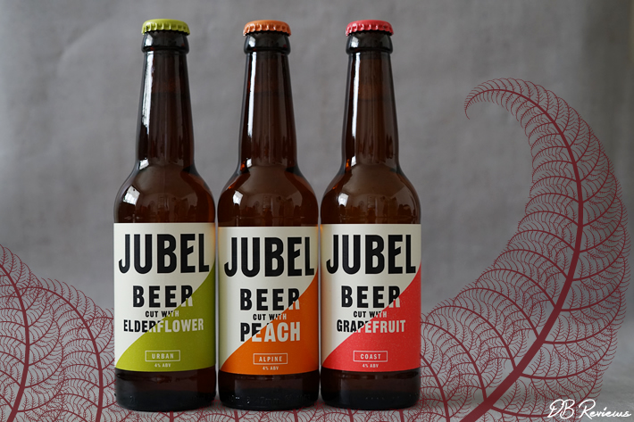 Jubel - Fruit-infused, Vegan Craft Lager