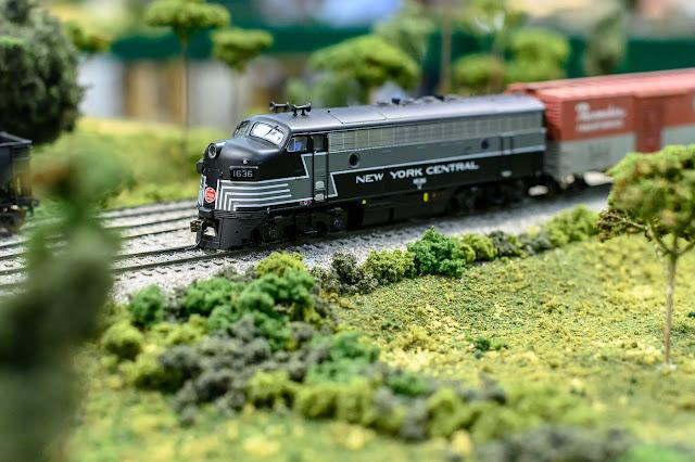 Atlanta Model Train Show