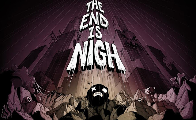 The End is Nigh locandina del gioco