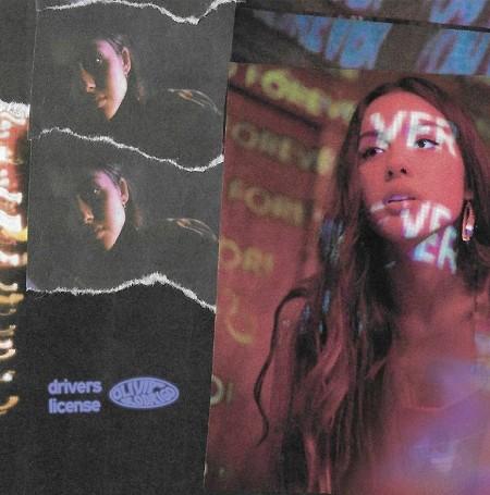 Olivia Rodrigo - Driver's license