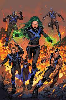 """Anunciado un nuevo equipo en """"X-Men"""" - Marvel Comics"""