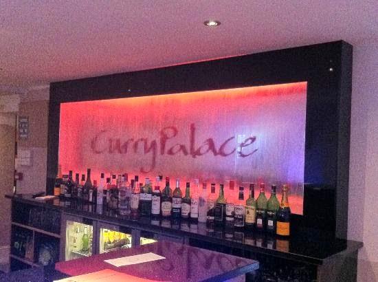 The Cambridge Curry Crew Curry Palace Cottenham