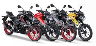 Jadi sesuai kebutuhan pasar, Suzuki Motor Indonesia mengeluarkan dua varian untuk motor  GSX berkubikasi 150 cc (untuk sekarang jadi tiga varian sepertinya, ditambah dengan Suzuki GSX Bandit 150).     Varian yang kita maksud adalah varian full fairing dari GSX R150 dan varian street fighter dari GSX S150.