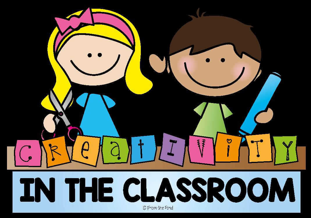 Kindergarten Clip Art: Creativity In The Classroom