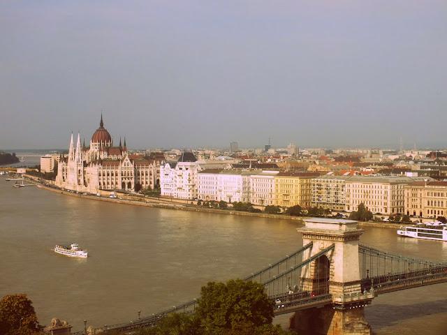 El Danubio por Budapest