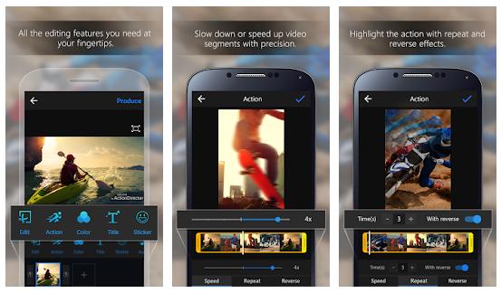 ActionDirector Video Editor Apk Terbaru