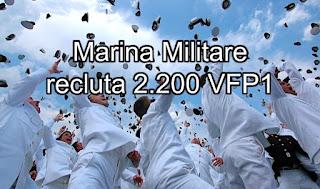 Marina Militare recluta 2.200 VFP1 - adessolavoro.blogspot.com