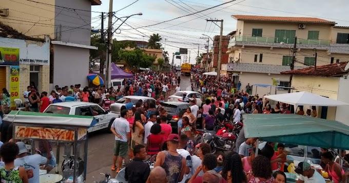 Após resultado de eleição, juiz sugere suspensão de venda de bebidas alcoólicas em Camamu