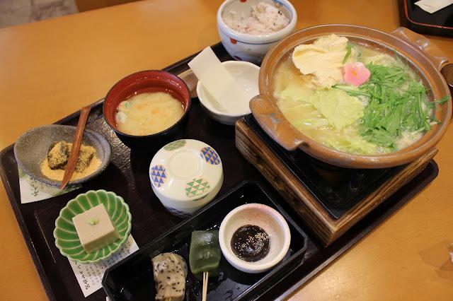 kyoto traditional food
