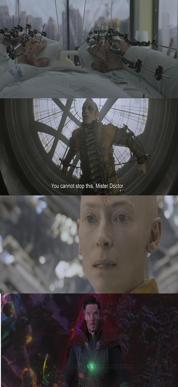 Doctor Strange 2016 Dual Audio
