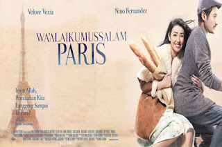 Download Film Wa'alaikumussalam Paris (2016) Full Movie