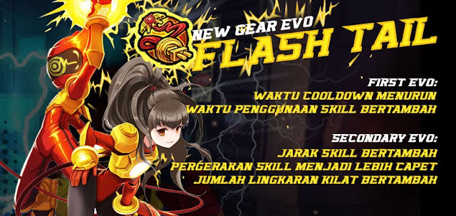 Flash Tail Evolution Lost Saga Indonesia
