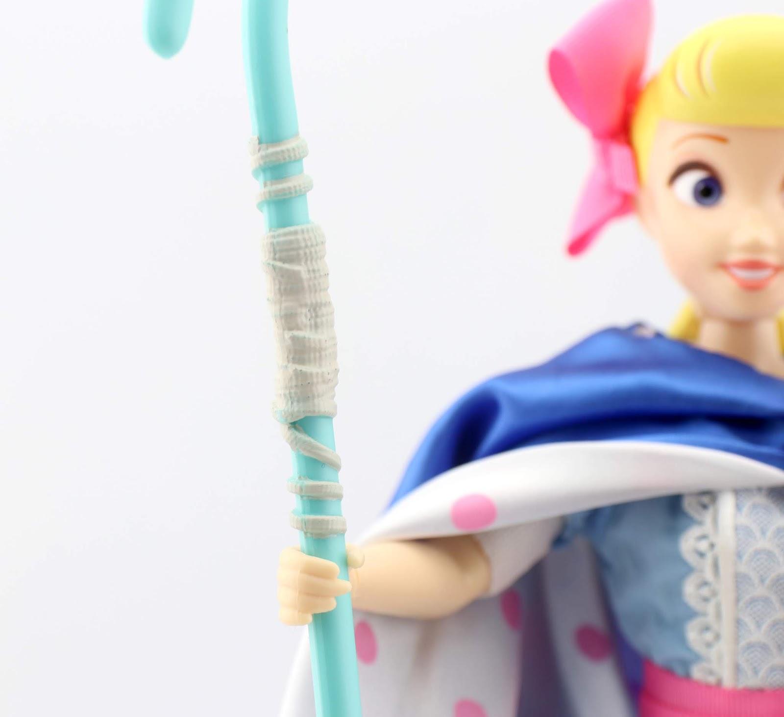 disney store toy story 4 bo peep talking action figure