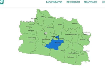 Daftar SMA Negeri Kabupaten Bandung Berdasarkan Sistem Zonasi PPDB Jabar 2019