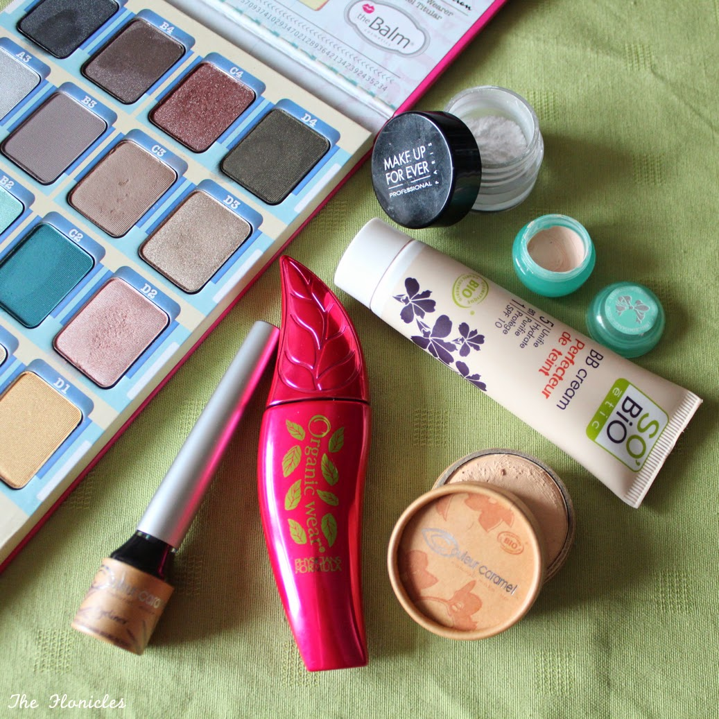 Maquillage : The Balm Voyage!