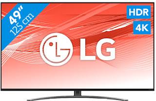 LG 49nano866na самый продаваемый светодиодный телевизор