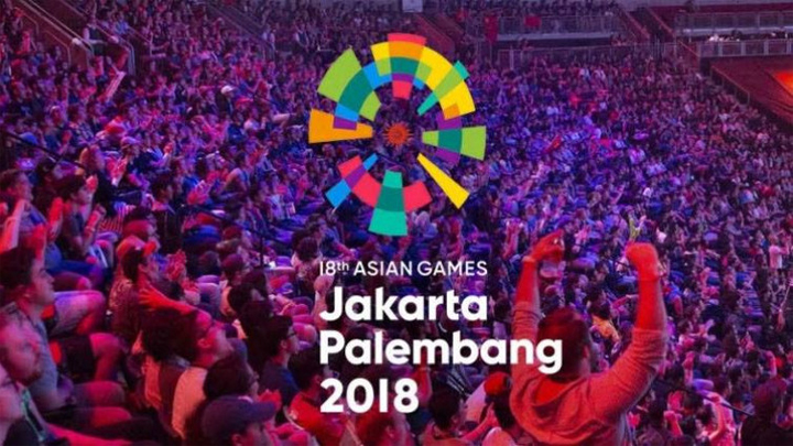 Cabang E-Sport di Asian Games 2018