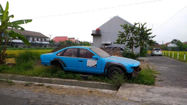 Nissan Cefiro A31 bekas Balap