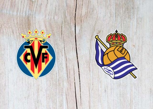 Villarreal vs Real Sociedad -Highlights 13 July 2020