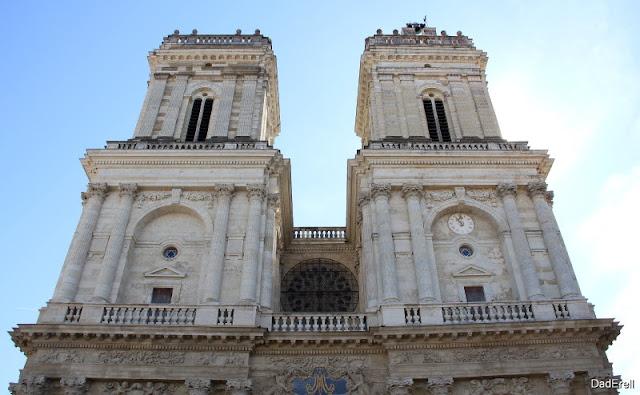 Les tours de la Cathédrale d'Auch