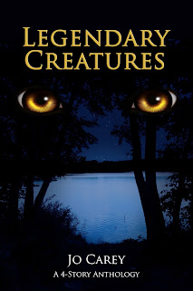 Legendary Creatures: A 4-Story Anthology by Jo Carey