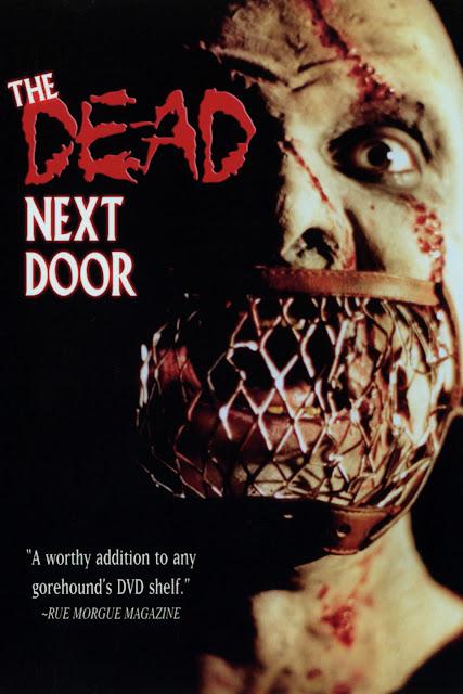 The Dead Next Door (poster originale)