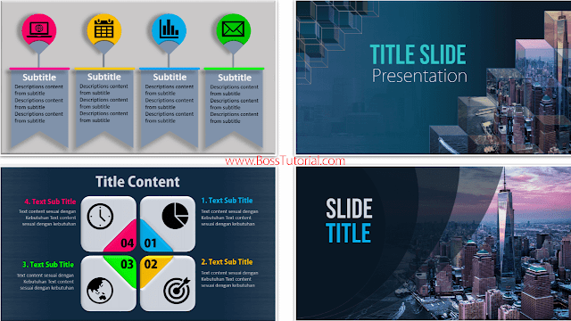 Contoh Slide PowerPoint