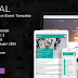 Evential One Page Responsive Event Template