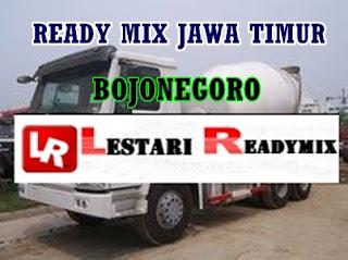 HARGA BETON READYMIX DI BOJONEGORO | JAWA TIMUR