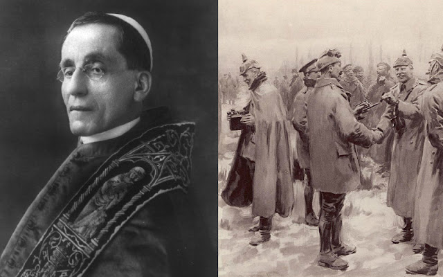 History, World War I, Great War, Truce, Pope Benedict XV