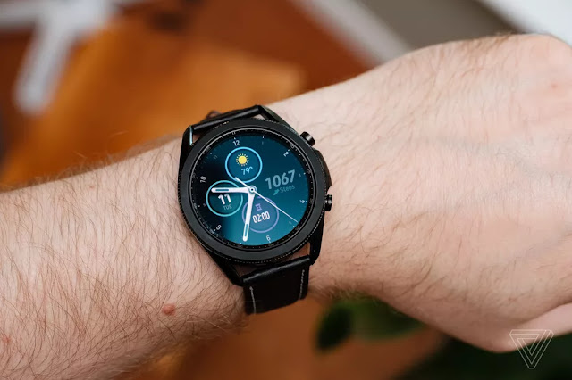 Samsung EKG Support for latest Galaxy Watch
