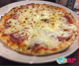 Icip Pizza Kayu Bakar Dari Kedai Kita Bogor