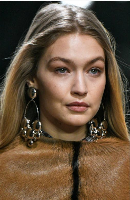 Isabel Marant Earring Big Round Shape