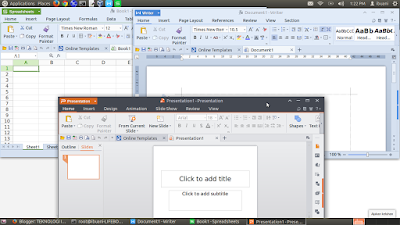 Alternative Pengganti Microsoft Office di linux1