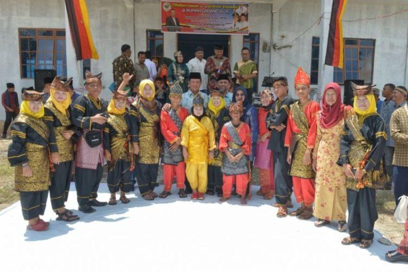 Isdianto Rasakan Kebersamaan Luar Biasa saat Bersilahturahmi dengan Masyarakat Minang di Batam