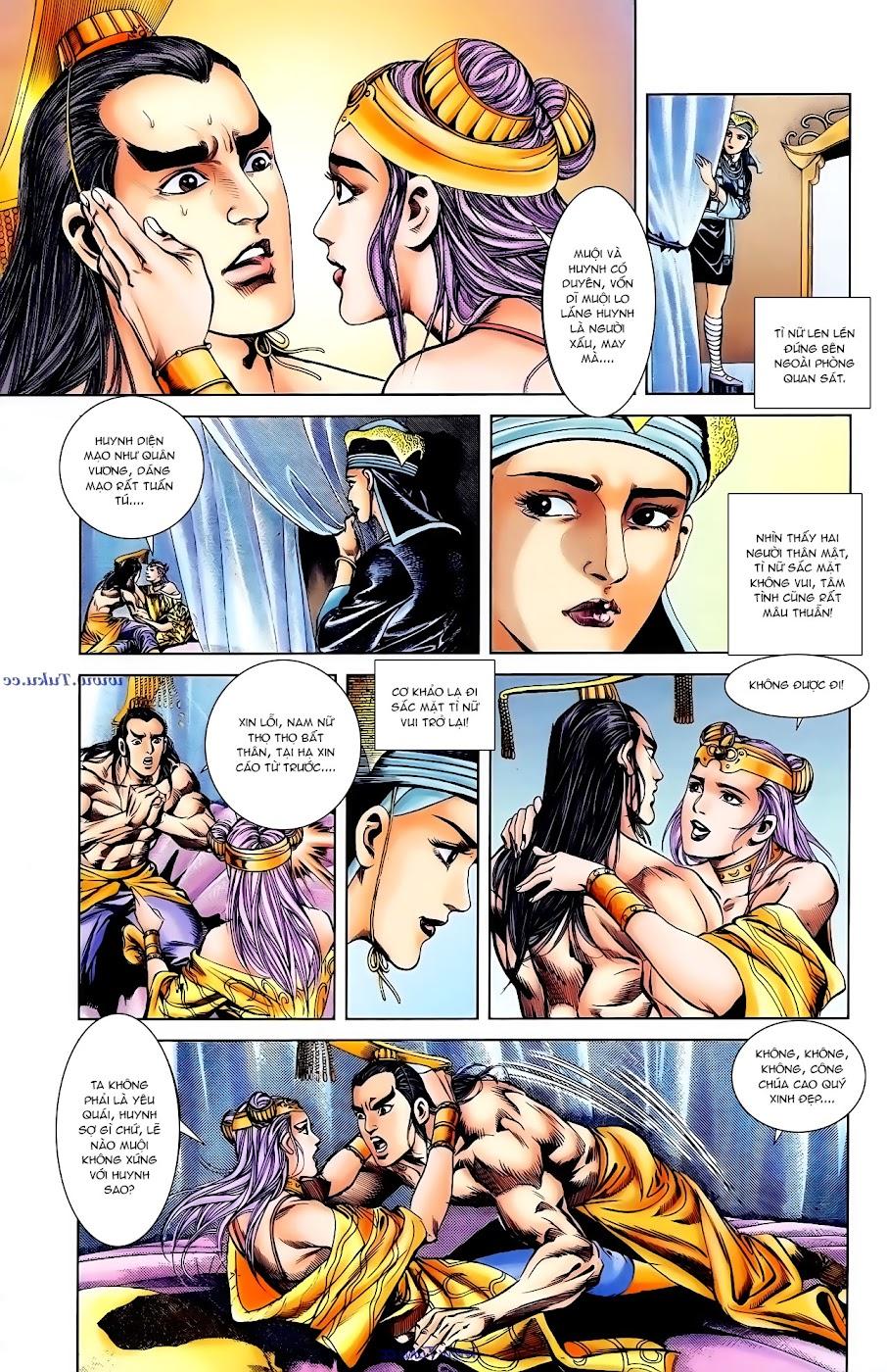 Cơ Phát Khai Chu Bản chapter 105 trang 4