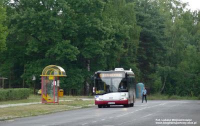 Solaris Urbino 12 #168, MZK Kędzierzyn-Koźle, pętla Partyzantów