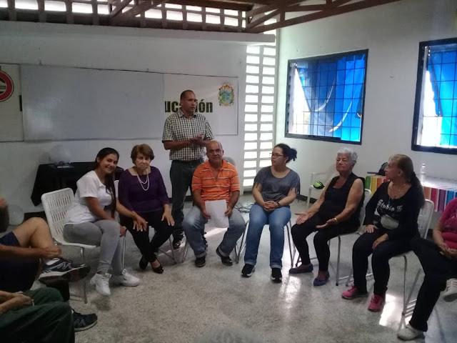 TÁCHIRA: FundaRedes atendió a pacientes con Alzheimer durante 2019 con jornadas de estimulación cognitiva.