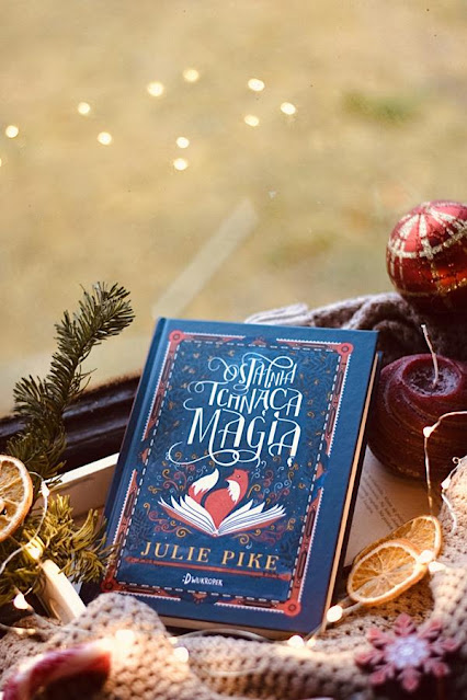 Julie Pike, Ostatnia tchnąca magią