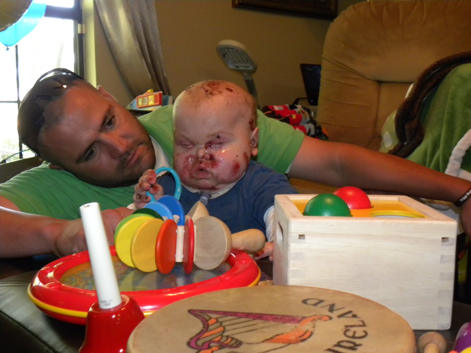 EBing a Mommy: May 2011