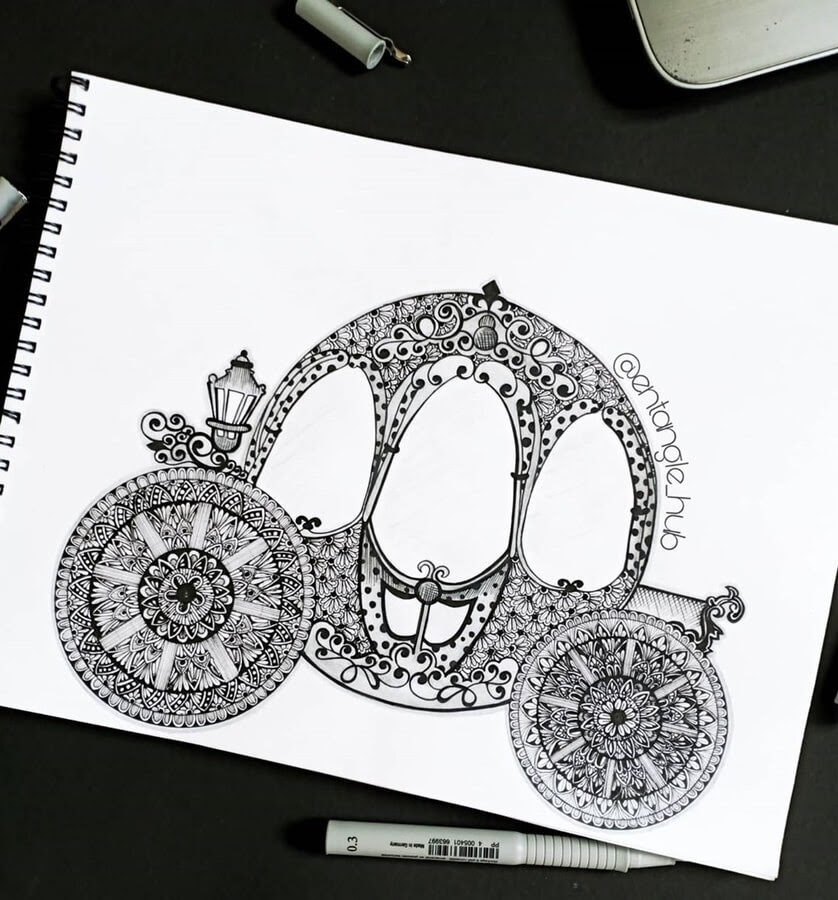 11-Fairy-Tale-Carriage-Entangle-Hub-www-designstack-co