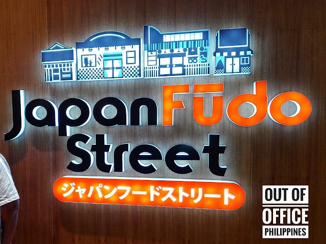 Taste Buds:  Japan Fudo Street  at Vertis North Ayala Mall