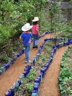 Mais de 50 ideias de reciclagem para transformar seu jardim
