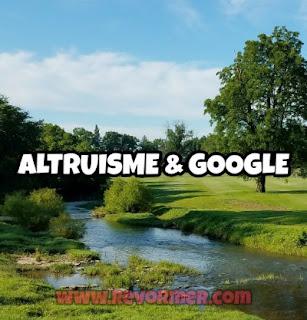 Altruisme dan Google