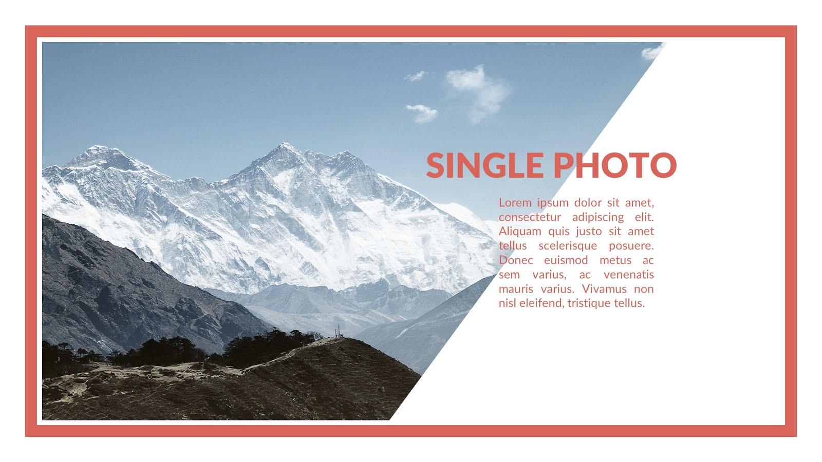Powerpoint Template free slide